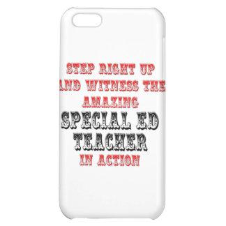 Amazing Special Ed. Teacher In Action iPhone 5C Case