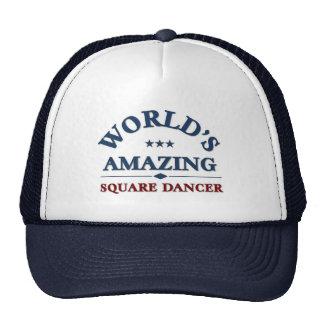 Amazing Square dancer Hats