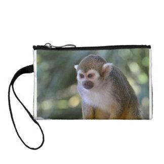 Amazing Squirrel Monkey Change Purse