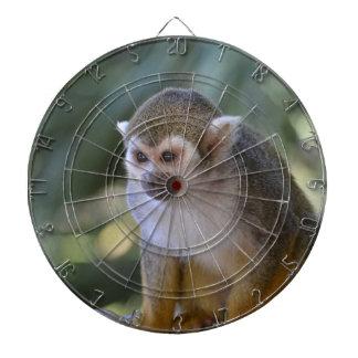 Amazing Squirrel Monkey Dart Board