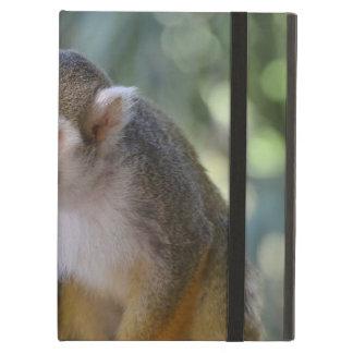Amazing Squirrel Monkey iPad Air Cover