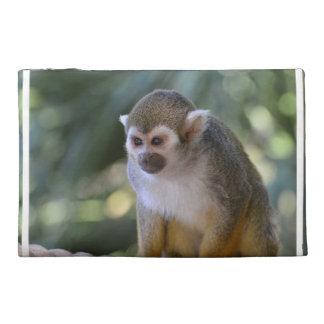 Amazing Squirrel Monkey Travel Accessory Bags