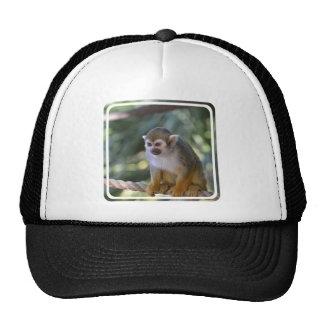 Amazing Squirrel Monkey Trucker Hat