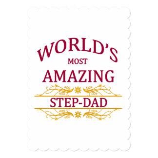 Amazing Step-Dad Card
