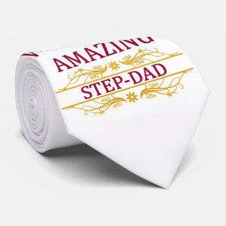 Amazing Step-Dad Tie