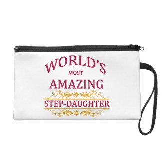 Amazing Step-Daughter Wristlet Purse