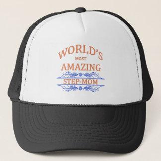 Amazing Step-Mom Trucker Hat