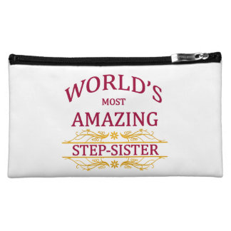 Amazing Step-Sister Cosmetic Bag
