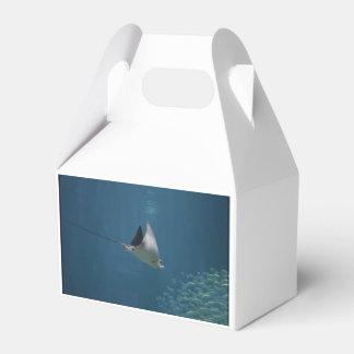 Amazing Stingray Favor Box