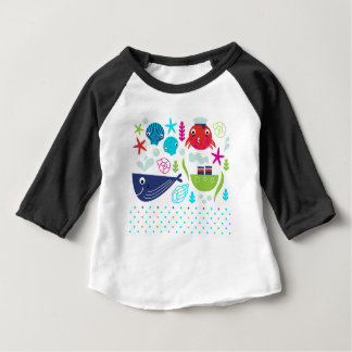 AMAZING SUMMER CREATURES EDITION BABY T-Shirt