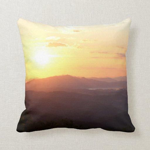 Throw Pillow Zazzle : Amazing Sunrise Throw Pillow Zazzle