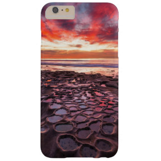 Amazing sunset at the tide pools barely there iPhone 6 plus case