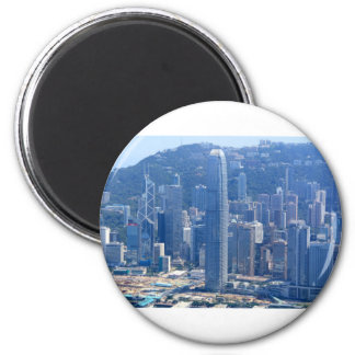 AMAZING TALLEST BUILDING IN HONG KONG MAGNETS