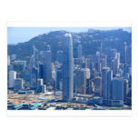 AMAZING TALLEST BUILDING IN HONG KONG POST CARDS