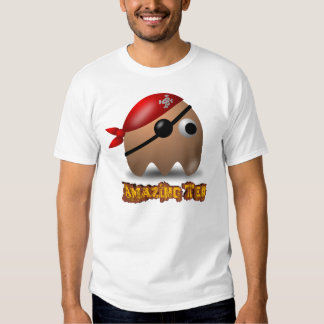 Amazing Ted The Pirate T Shirt