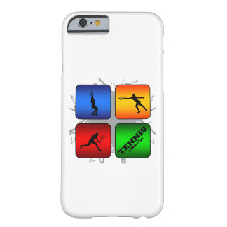 Amazing Tennis Urban Style (Female) Barely There iPhone 6 Case