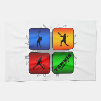 Amazing Tennis Urban Style (Male) Hand Towel