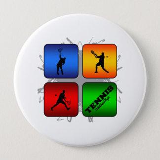Amazing Tennis Urban Style (Male) Pinback Button