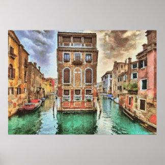Amazing Venice Poster