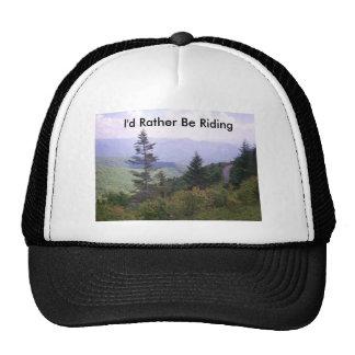 Amazing View Of Winding Blue Ridge Parkway Trucker Hat