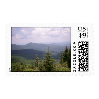 Amazing Views Postage Stamps