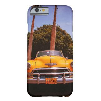 Amazing Vintage Havana car print on iphone 6 case