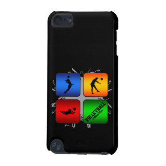 Amazing Volleyball Urban Style iPod Touch 5G Cover