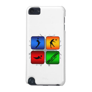 Amazing Volleyball Urban Style iPod Touch (5th Generation) Cover