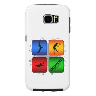 Amazing Volleyball Urban Style Samsung Galaxy S6 Case