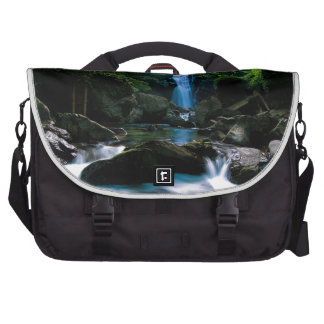 Amazing waterfall computer bag