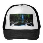 Amazing waterfall mesh hat