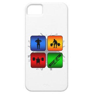 Amazing Weight Lifting Urban Style iPhone SE/5/5s Case