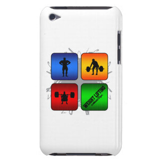 Amazing Weight Lifting Urban Style iPod Touch Case-Mate Case