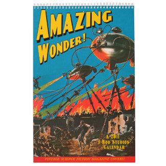 Amazing Wonder! 2011 Calendar