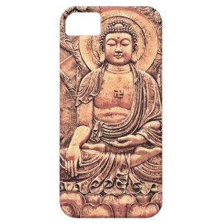 Amazingly Detailed Copper Buddha iPhone SE/5/5s Case