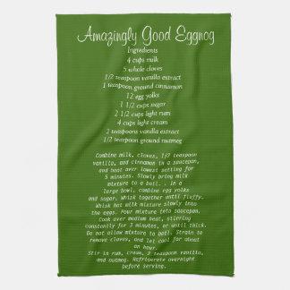 Amazingly Good Eggog recipe towel