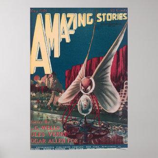 AmazingStories Vol 01 No 02 Poster