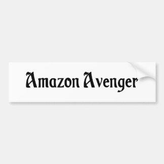 Amazon Avenger Bumper Sticker