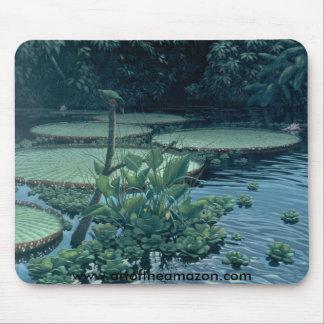Amazon Backwater. Mouse Pad