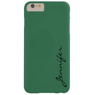 Amazon color background barely there iPhone 6 plus case
