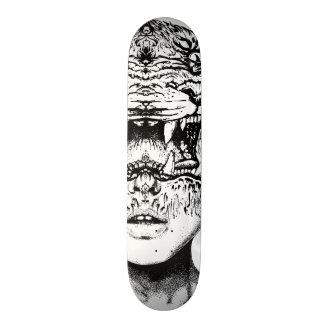 AMAZON FACE SKATEBOARD DECK