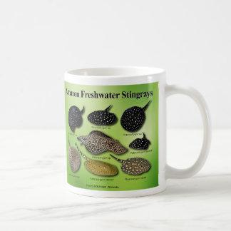 Amazon Freshwater Stingrays Coffee Mug