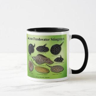 Amazon Freshwater Stingrays Mug
