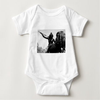 Amazon Hunter Baby Bodysuit