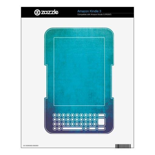 Amazon Kindle 3 (Keyboard) Skin Skins For Kindle 3