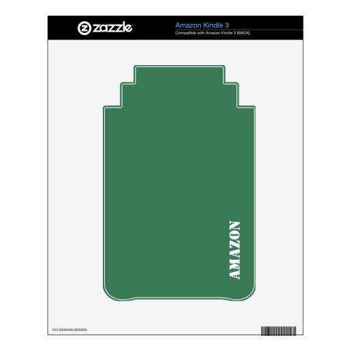 Amazon Kindle 3 Skin