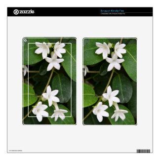 Amazon Kindle Fire Skin - Algerian Ivy