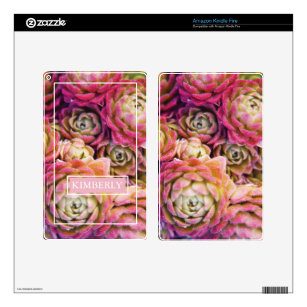 Pink Roses Kindle Computer, Laptop, Tablet, & Video Game Skins | Zazzle