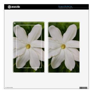 Amazon Kindle Fire Skin - Tahitian Gardena