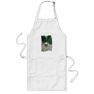 Amazon Milk Frog Long Apron